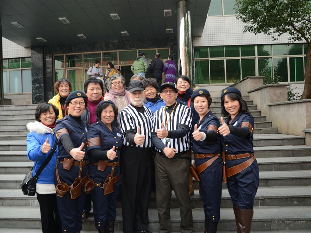 The 1st Wiser Referee Training in Hangzhou China ( Photos 18 of 20)