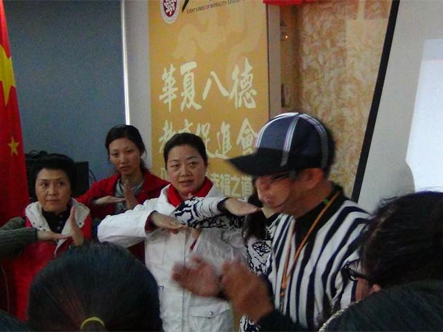 Grade 4 Wiser Referee Training in Shenzhen, China (15  of 20)