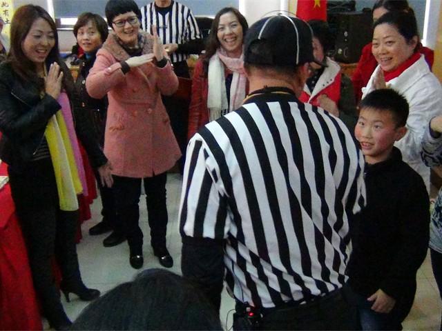 Grade 4 Wiser Referee Training in Shenzhen, China (16  of 20)