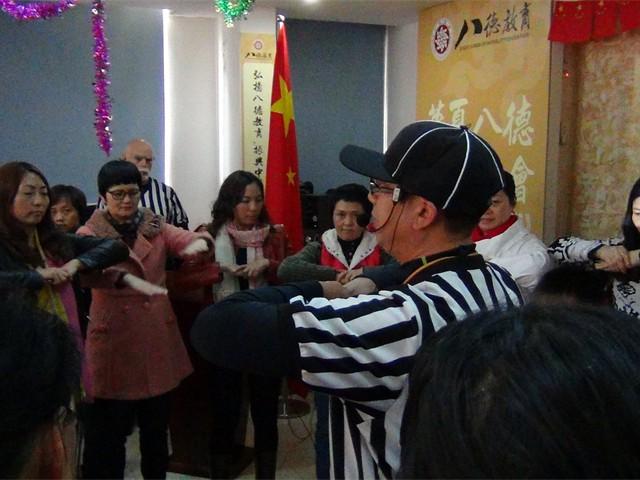 Grade 4 Wiser Referee Training in Shenzhen, China (18 of 20)