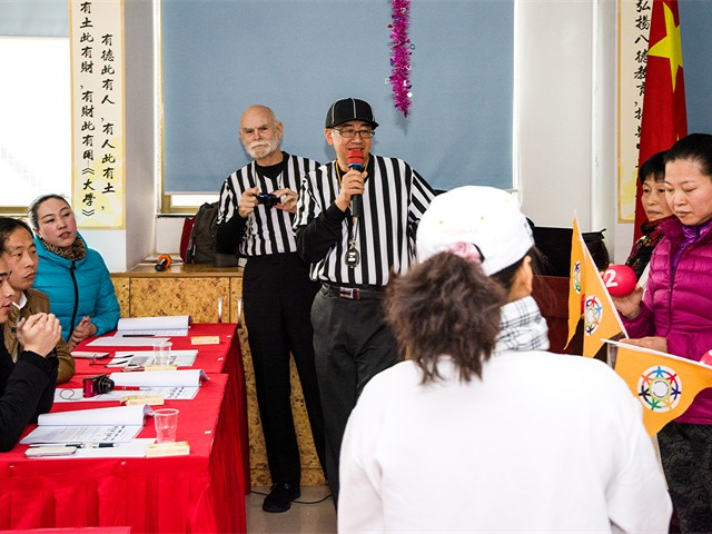 Grade 4 Wiser Referee Training in Shenzhen, China (5  of 20)