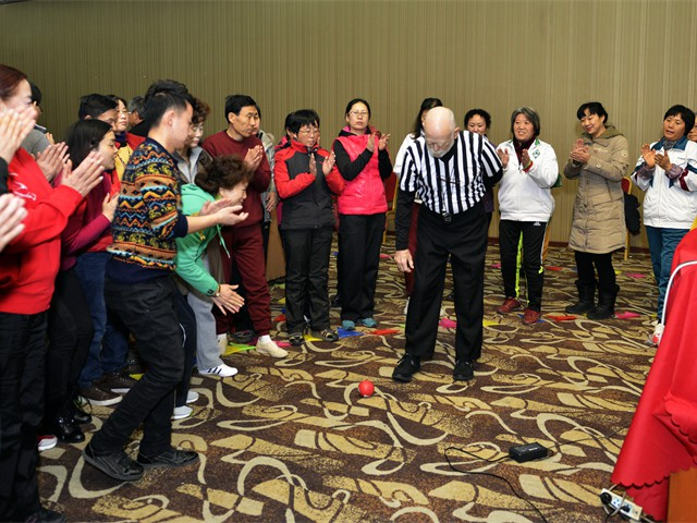 Grade 4 Wiser Referee Training in Beijing, China (14  of 20)
