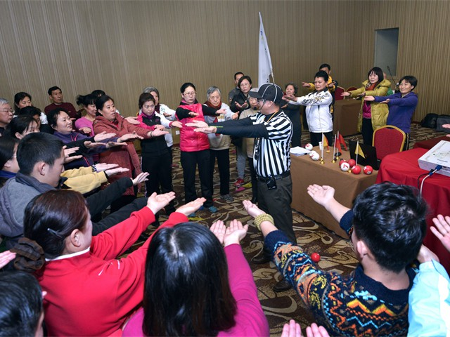 Grade 4 Wiser Referee Training in Beijing, China (18  of 20)