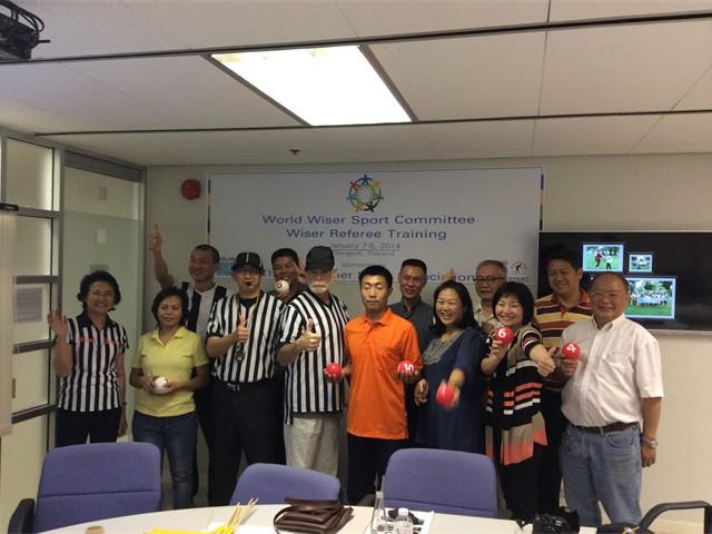 Grade 4 Wiser Referee Training in Thailand (10 of 20)