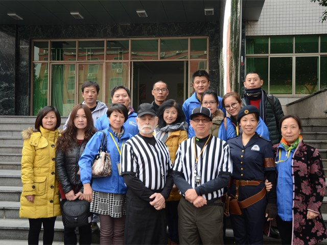 The 1st Wiser Referee Training in Hangzhou China ( Photos 17 of 20)
