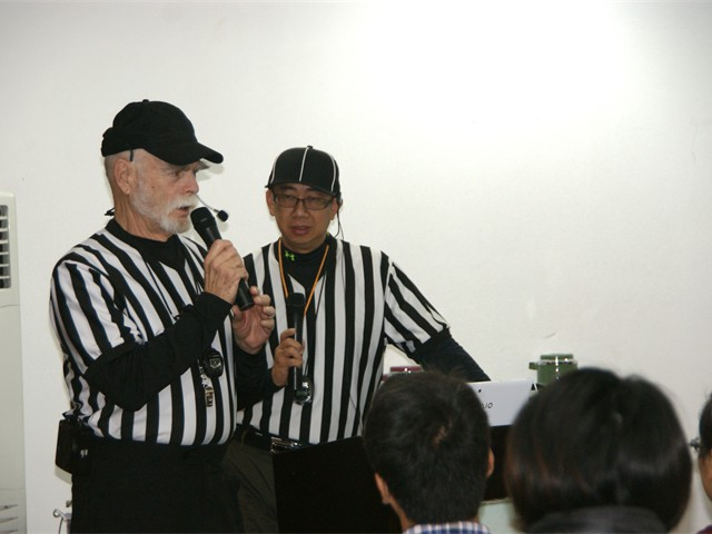 The 1st Wiser Referee Training in Hangzhou China ( Photos 11 of 20)