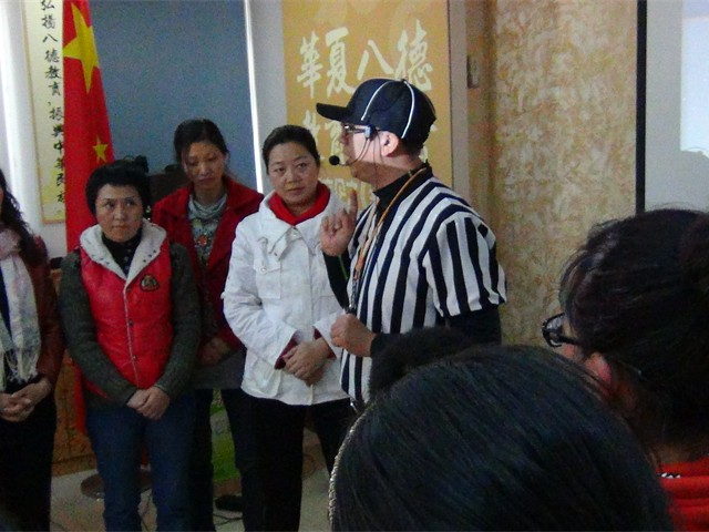 Grade 4 Wiser Referee Training in Shenzhen, China (12  of 20)