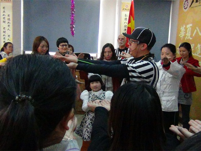 Grade 4 Wiser Referee Training in Shenzhen, China (19  of 20)