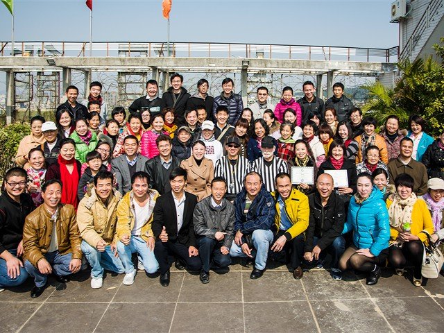 Grade 4 Wiser Referee Training in Shenzhen, China (8  of 20)