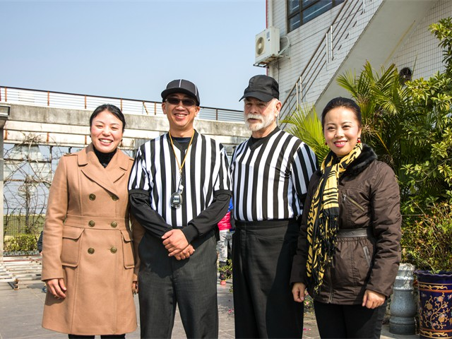 Grade 4 Wiser Referee Training in Shenzhen, China (9  of 20)