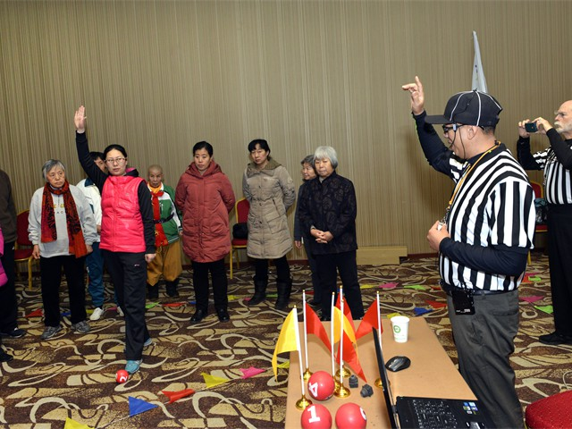 Grade 4 Wiser Referee Training in Beijing, China (15  of 20)