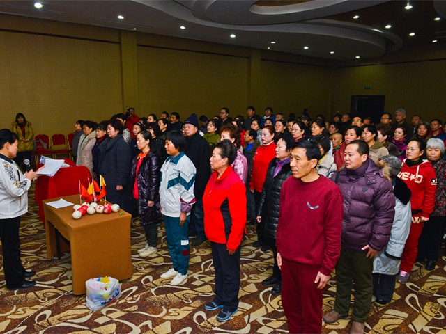 Grade 4 Wiser Referee Training in Beijing, China (3  of 20)